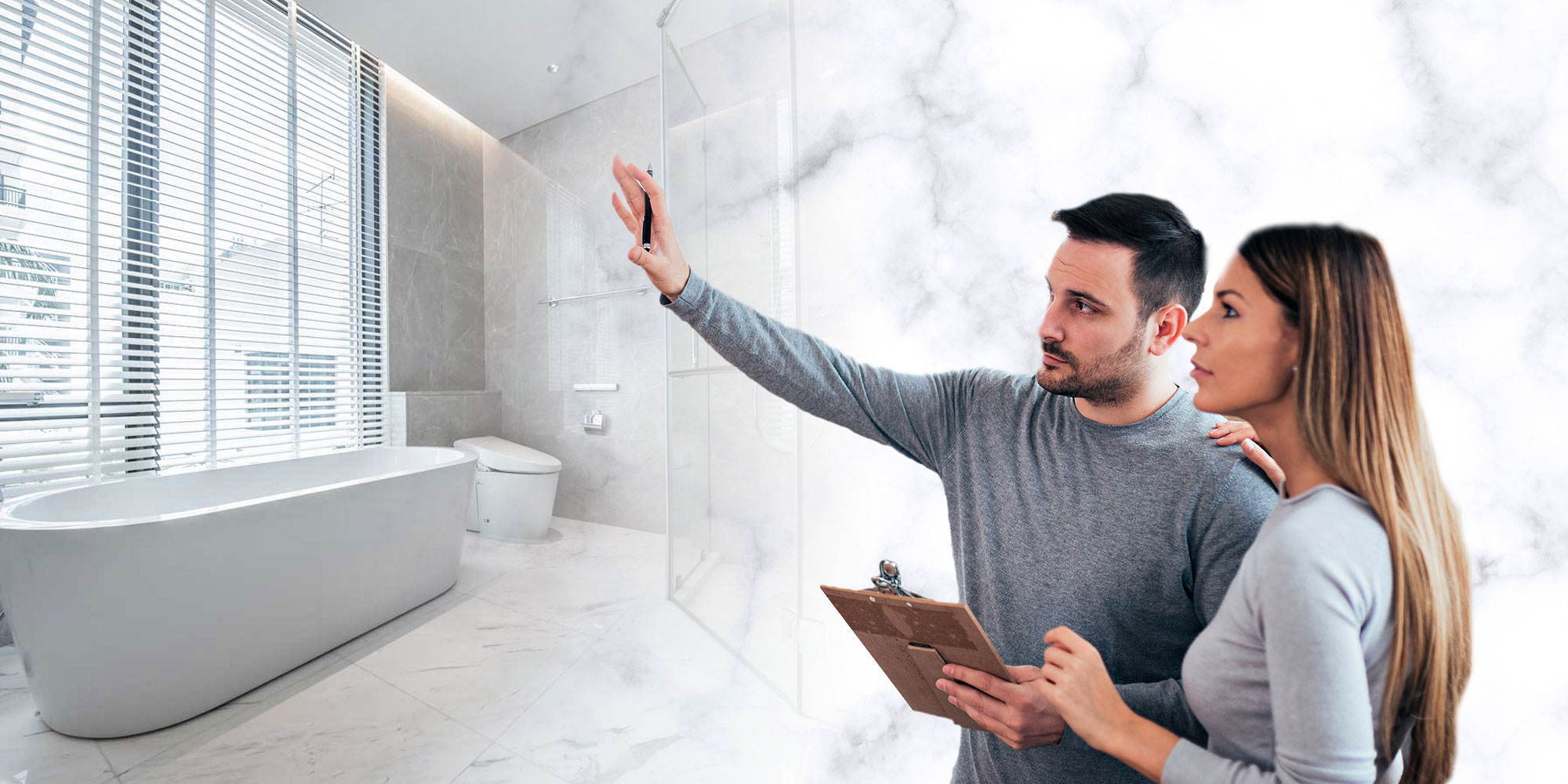 Can you renovate a bathroom under 10k?